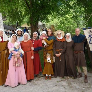 Historisches Fest 'max@hall.1499'