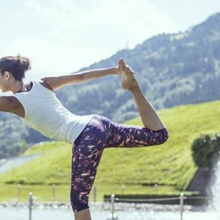 Vital im Riesen: Yin Yoga Workshop