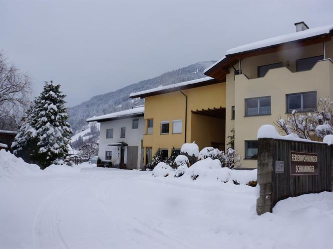 Schwaningerhof im Winter - Region Hall-Wattens