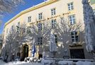 Schlosshotel Goldener Engl, Winter