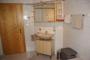 Apartment, shower and bath, toilet, 1 bed room