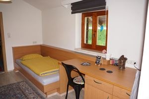 Single room, shared shower/shared toilet, 1 bed room