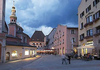 Altstadt (c) Stadtmarketing Hall in Tirol_Flatscher
