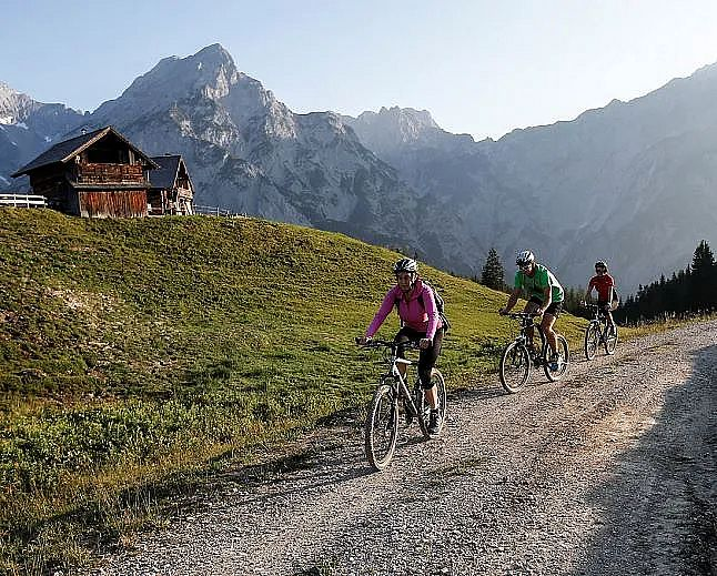 """Nature & Enjoyment"" - in the heart of the Alps"