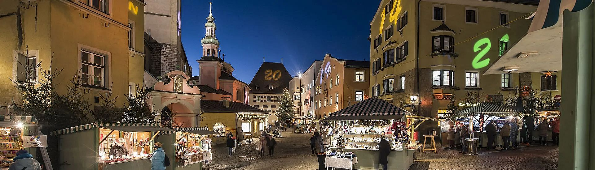 Hall In Tirol Lebhafte Stadt Zwischen Historie Und Moderne
